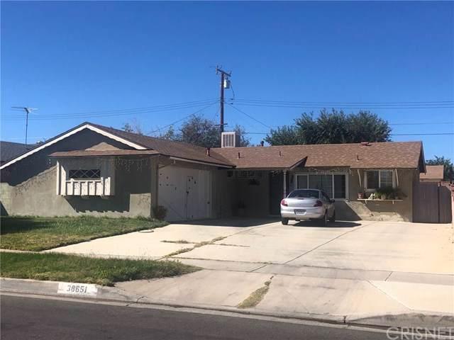 38651 2nd Street E, Palmdale, CA 93550 (#SR19247939) :: Provident Real Estate