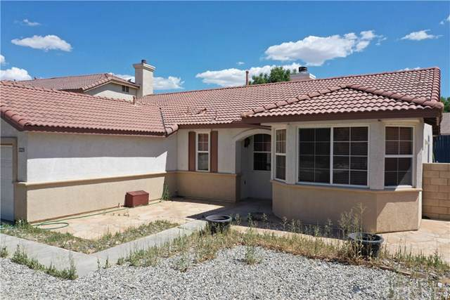 1228 W Holguin Street, Lancaster, CA 93534 (#SR19247953) :: Rogers Realty Group/Berkshire Hathaway HomeServices California Properties
