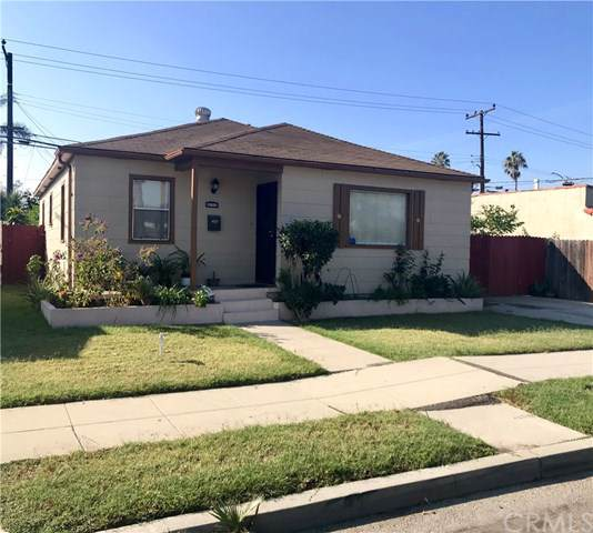 310 E Plenty Street, Long Beach, CA 90805 (#DW19247954) :: Rogers Realty Group/Berkshire Hathaway HomeServices California Properties