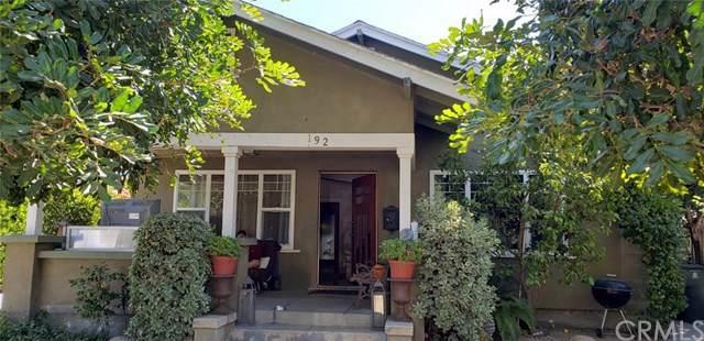 192 Clinton Street, Pasadena, CA 91103 (#TR19248014) :: The Parsons Team