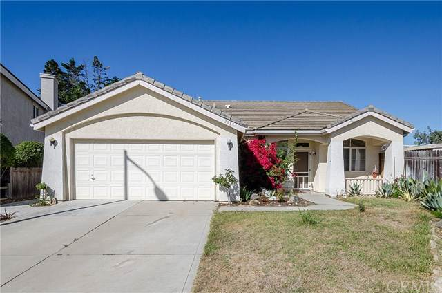 1035 Del Lago Drive, Santa Maria, CA 93455 (#PI19248059) :: The Marelly Group | Compass