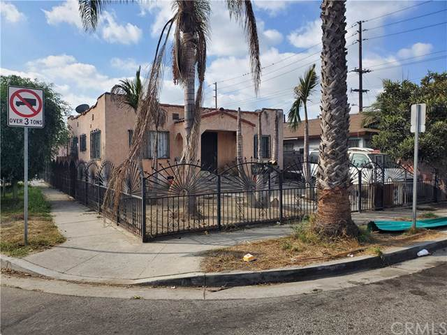 1222 E 92nd Street, Los Angeles (City), CA 90002 (#DW19248063) :: Provident Real Estate