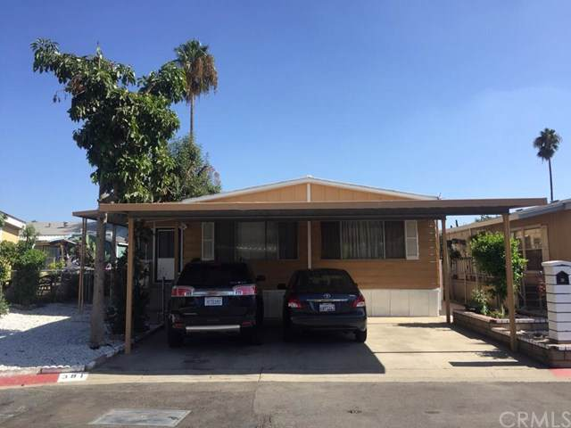 1855 E Riverside Drive #381, Ontario, CA 91761 (#DW19248111) :: California Realty Experts