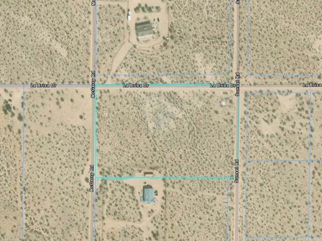 0 Sunset Rd Road, Joshua Tree, CA 92252 (#219032239PS) :: The Houston Team | Compass