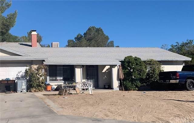 40101 Ronar Street, Lake Los Angeles, CA 93591 (#IV19248149) :: RE/MAX Masters