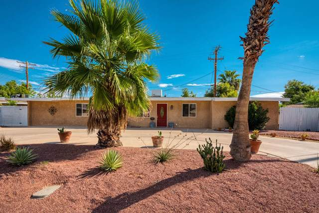 916 Avenida Evelita, Palm Springs, CA 92264 (#219032247PS) :: The Marelly Group | Compass