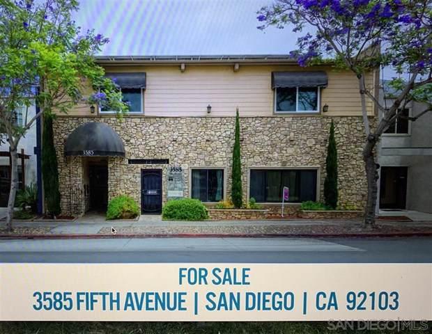 3585 5th Avenue, San Diego, CA 92103 (#190057698) :: Bob Kelly Team