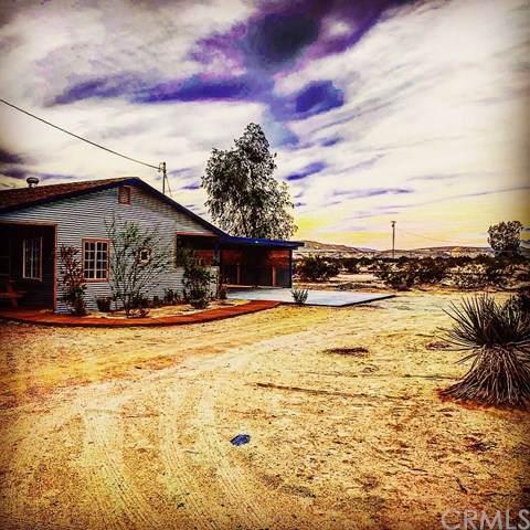 69757 Taco Drive #29, 29 Palms, CA 92277 (#JT19248256) :: RE/MAX Empire Properties