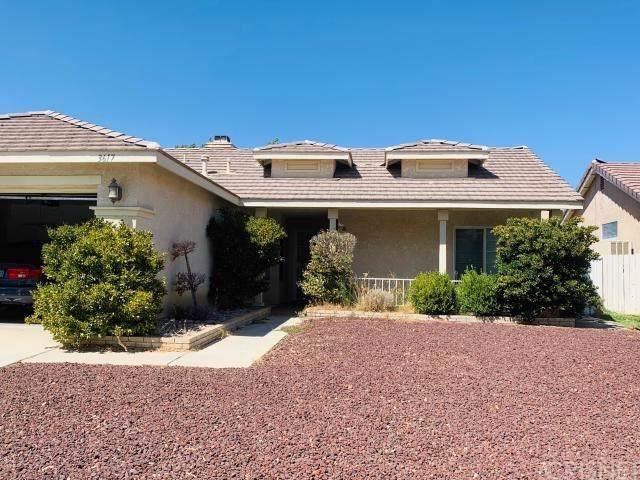 3617 Garnet Avenue, Rosamond, CA 93560 (#SR19223837) :: Compass California Inc.