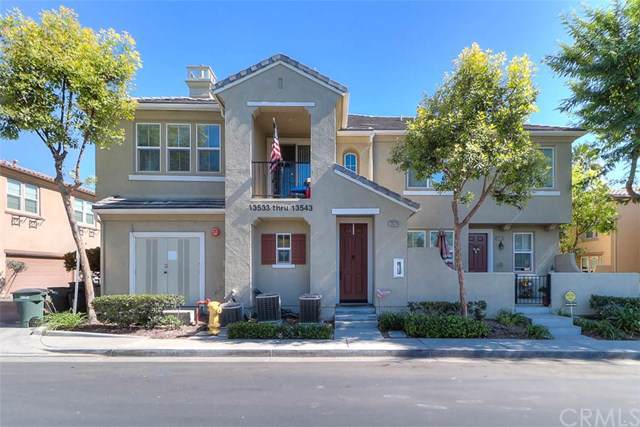 13533 Mashona Avenue, Chino, CA 91710 (#CV19247338) :: Team Tami