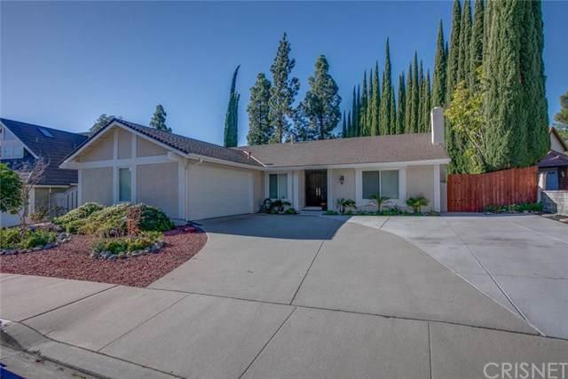 1658 Sweet Briar Place, Thousand Oaks, CA 91362 (#SR19247975) :: RE/MAX Parkside Real Estate