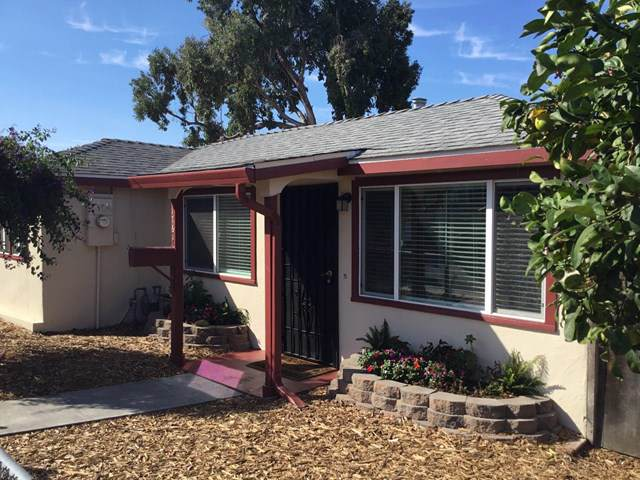 1761 Judson Street, Outside Area (Inside Ca), CA 93955 (#ML81773293) :: RE/MAX Parkside Real Estate