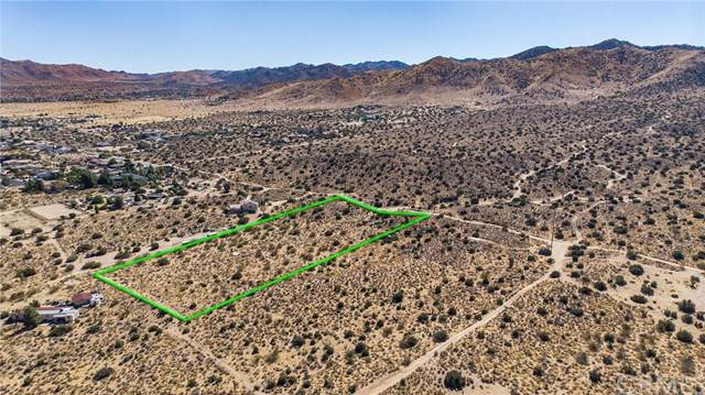0 San Andreas Road, Yucca Valley, CA 92284 (#JT19248564) :: RE/MAX Masters