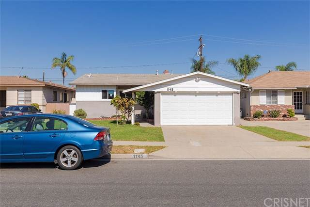 1145 W 149th Street, Gardena, CA 90247 (#SR19248517) :: The Brad Korb Real Estate Group