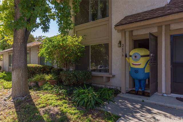 2656 La Paloma Circle, Thousand Oaks, CA 91360 (#SR19248368) :: RE/MAX Parkside Real Estate