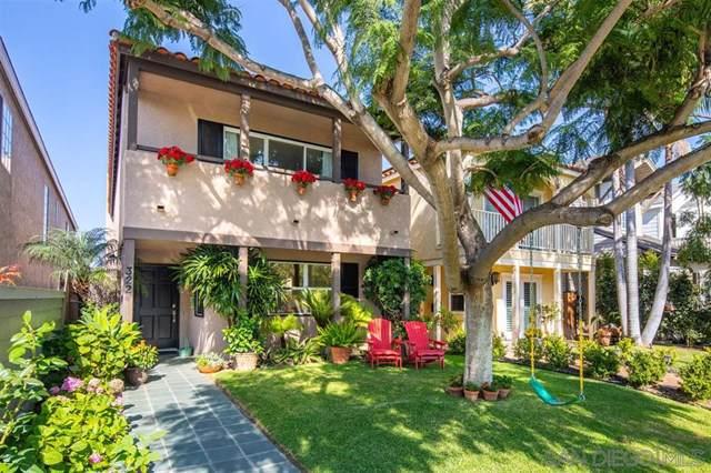 322 E Avenue, Coronado, CA 92118 (#190057802) :: Legacy 15 Real Estate Brokers