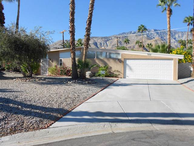 321 Desert Willow Circle, Palm Springs, CA 92262 (#219032318DA) :: The Marelly Group | Compass