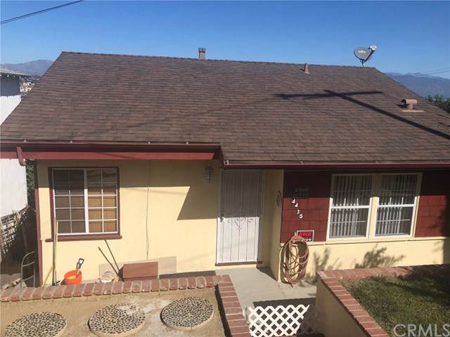 4435 Loren Street, East Los Angeles, CA 90063 (#PW19249054) :: Team Tami