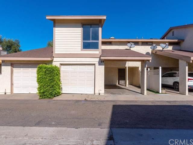 1700 N Lynne Drive #28, Santa Maria, CA 93454 (#PI19249157) :: RE/MAX Parkside Real Estate