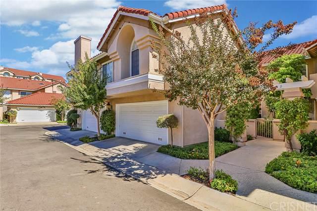 610 Geranium Lane C, Simi Valley, CA 93065 (#SR19248886) :: California Realty Experts