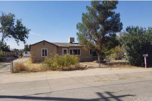 41017 13th Street W, Palmdale, CA 93551 (#IV19249213) :: The Marelly Group | Compass