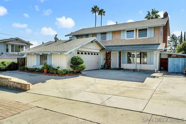 8659 Renown Dr, San Diego, CA 92119 (#190057900) :: The Danae Aballi Team