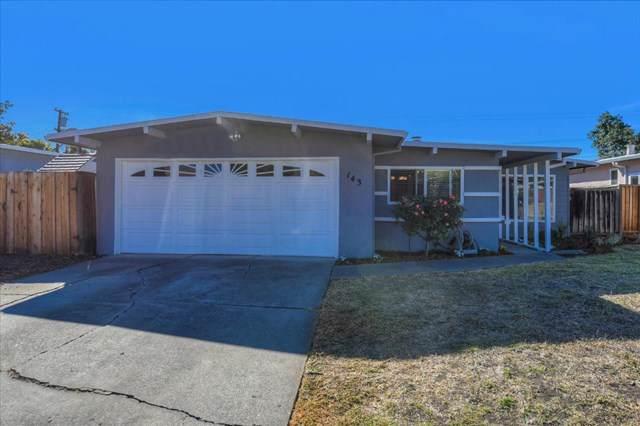 143 Lawton Drive, Milpitas, CA 95035 (#ML81773435) :: RE/MAX Estate Properties