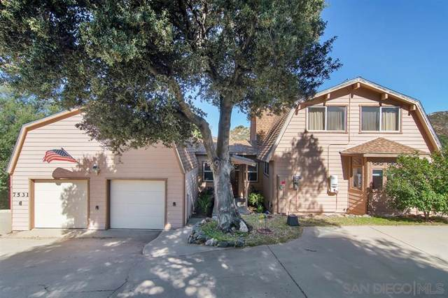 7531 Lookout Loop, Pine Valley, CA 91962 (#190057946) :: The Bashe Team
