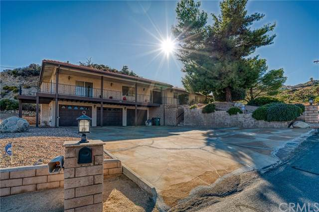 53975 Pinon Drive, Yucca Valley, CA 92284 (MLS #JT19248874) :: Desert Area Homes For Sale
