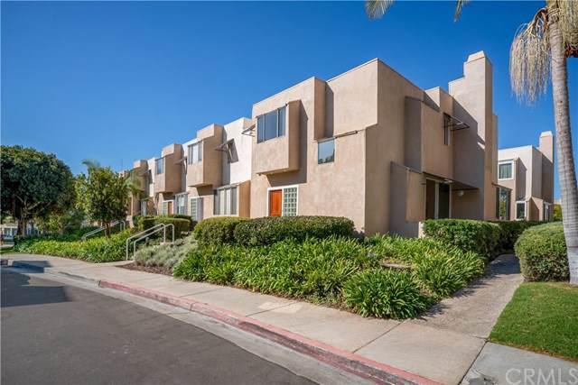 501 Herondo Street #7, Hermosa Beach, CA 90254 (#SB19249548) :: Fred Sed Group