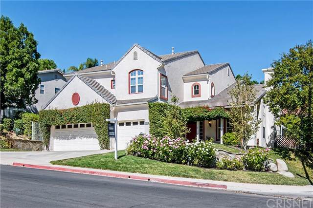 24031 Lance Place, West Hills, CA 91307 (#SR19246500) :: Allison James Estates and Homes