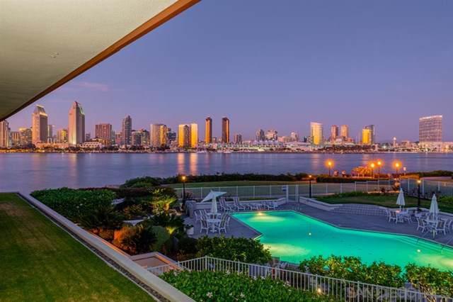 1099 First St #208, Coronado, CA 92118 (#190058045) :: Legacy 15 Real Estate Brokers