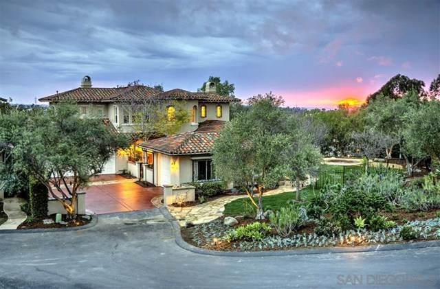 7797 Doug Hill, San Diego, CA 92127 (#190058067) :: The Brad Korb Real Estate Group