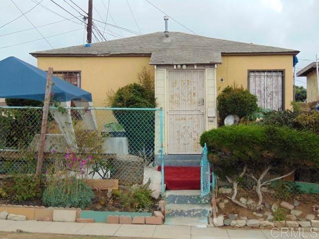 829 S 38th Street, San Diego, CA 92113 (#190058113) :: J1 Realty Group