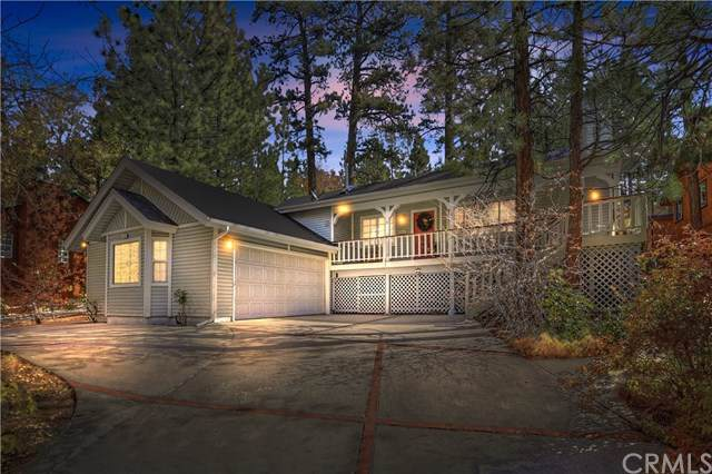 880 Alpenweg Drive, Big Bear, CA 92315 (#EV19249821) :: J1 Realty Group