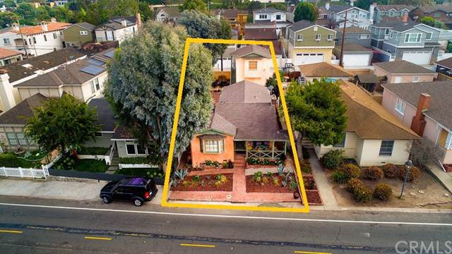 534 Marine Avenue, Manhattan Beach, CA 90266 (#SB19248669) :: The Brad Korb Real Estate Group