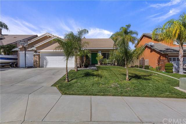 3824 Agave Court, Perris, CA 92570 (#SW19250636) :: J1 Realty Group