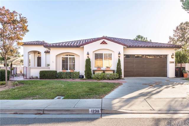 1238 Windsong Way, Paso Robles, CA 93446 (#NS19250123) :: RE/MAX Parkside Real Estate