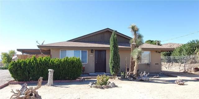 6840 Condalia Avenue, Yucca Valley, CA 92284 (#PW19250876) :: RE/MAX Masters