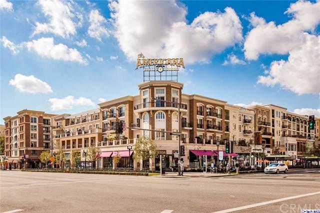 605 Caruso Avenue #605, Glendale, CA 91210 (#319004261) :: The Brad Korb Real Estate Group