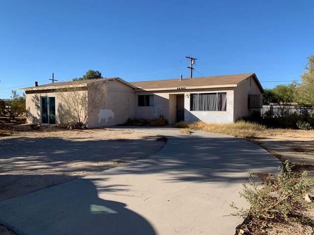 64848 Walpi Drive, Joshua Tree, CA 92252 (#219032374DA) :: Berkshire Hathaway Home Services California Properties