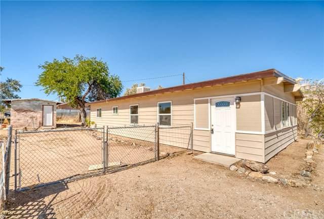 3376 Goleta Avenue, Yucca Valley, CA 92284 (#JT19250960) :: RE/MAX Masters
