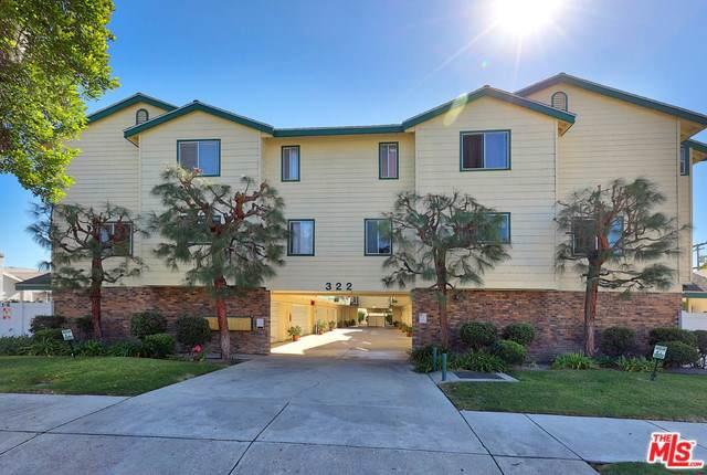 322 Raymond Avenue #11, Glendale, CA 91201 (#19524350) :: The Brad Korb Real Estate Group