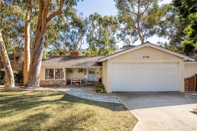 2548 Via Anita, Palos Verdes Estates, CA 90274 (#SB19246283) :: Millman Team