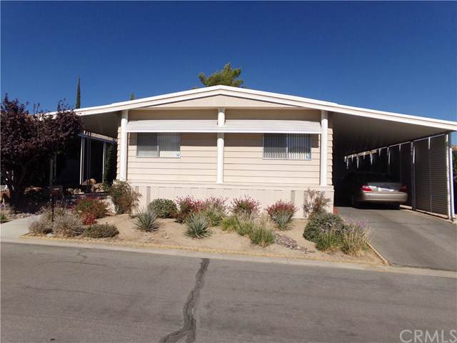54999 Martinez Trail #98, Yucca Valley, CA 92284 (#JT19251991) :: J1 Realty Group