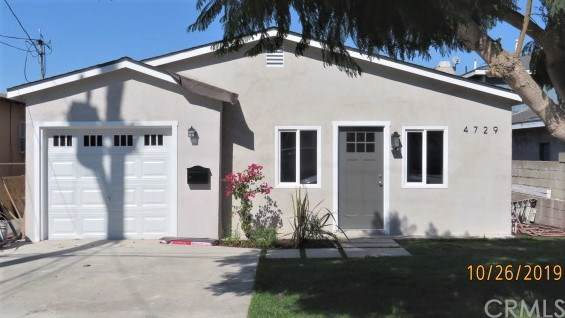 4729 W 163rd Street, Lawndale, CA 90260 (#IG19251046) :: Millman Team