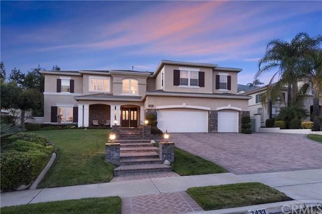 2433 Santiago, La Verne, CA 91750 (#CV19252387) :: Z Team OC Real Estate
