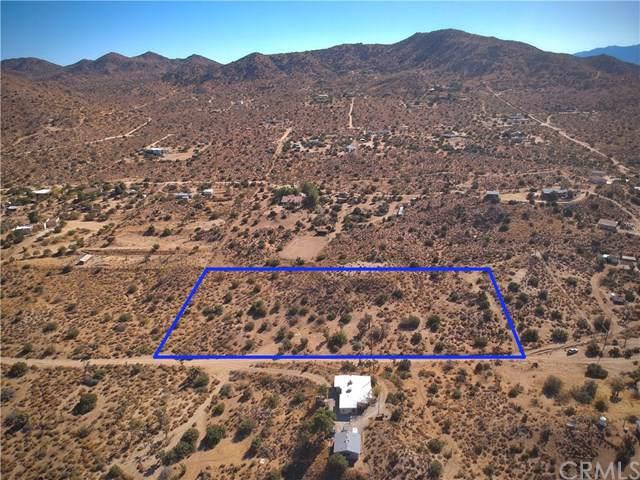 0 Cheechaco, Yucca Valley, CA 92284 (#JT19252324) :: J1 Realty Group