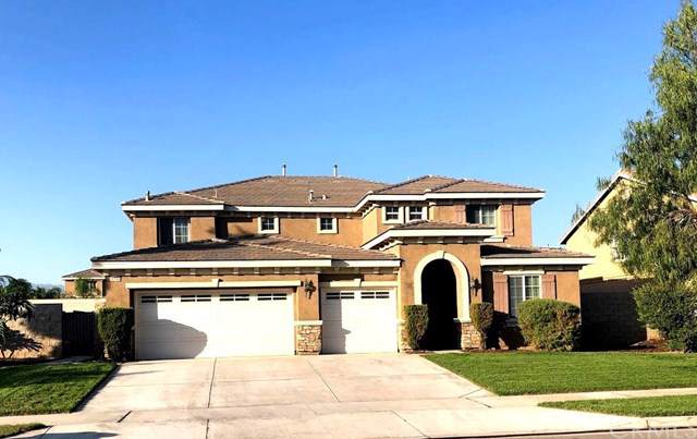 16568 Bayleaf Lane, Fontana, CA 92337 (#IV19252550) :: Sperry Residential Group