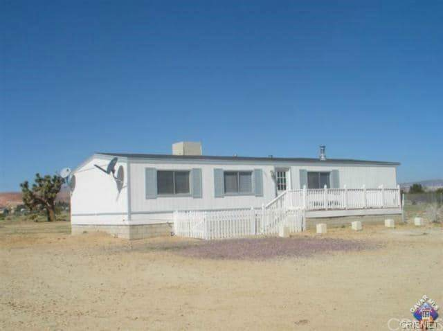 9221 58th Street W, Mojave, CA 93501 (#AR19248928) :: RE/MAX Parkside Real Estate